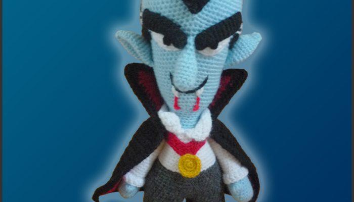 Count Dracula – Amigurumi Pattern