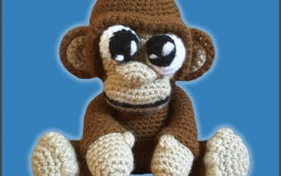 Mini Monkey – Amigurumi Pattern