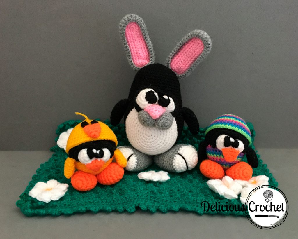 Easter Tux Amigurumi Pattern